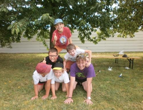 #Kidsgames : fin