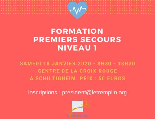 Formation Premiers Secours PSC1