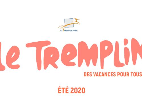 Edito 2020 : les valeurs du Tremplin