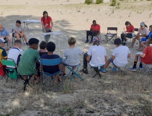 Camp Sports & Détente – Jour 3